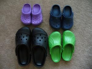croc family